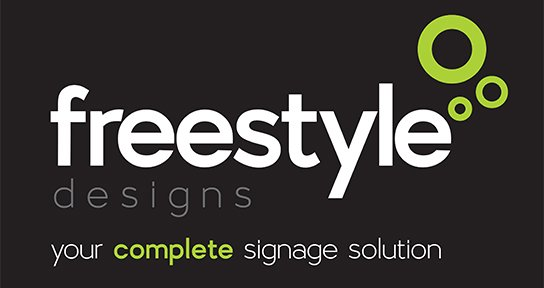 Freestyle Designs: Bath sign makers and Bath sign designers